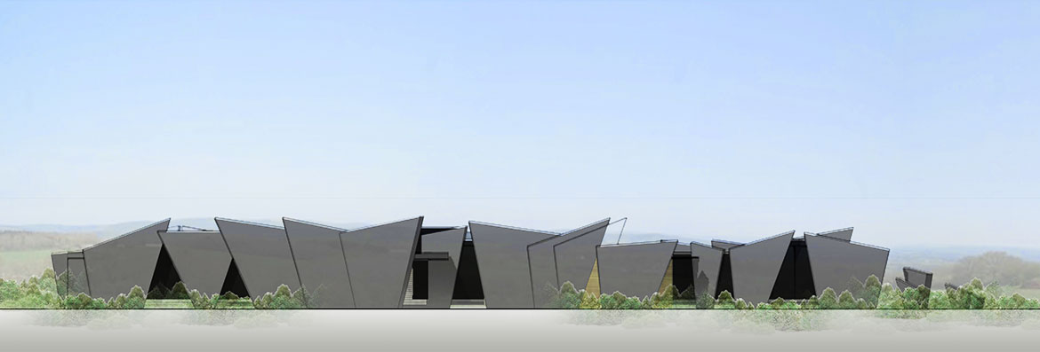 Hux Shard Proposed South Elevation
