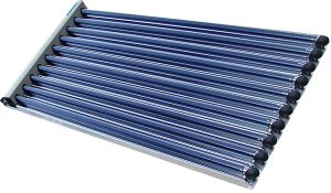 Solar Evacuated Tubes