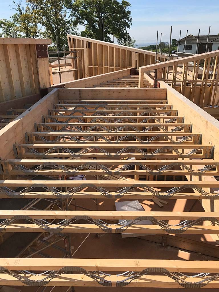 Roof Joist System