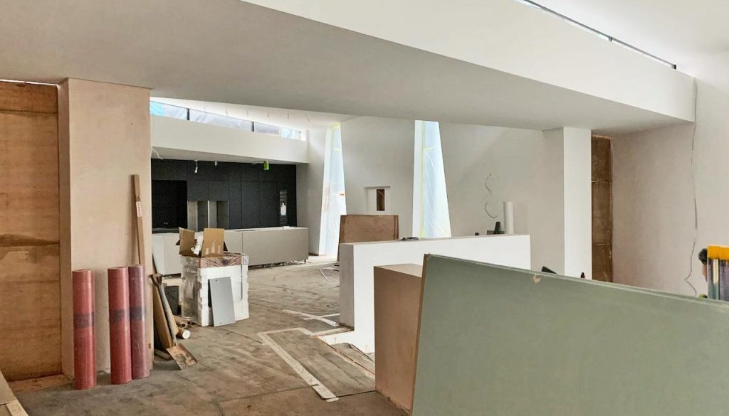 Hux Shard October 2020 Internal Spaces