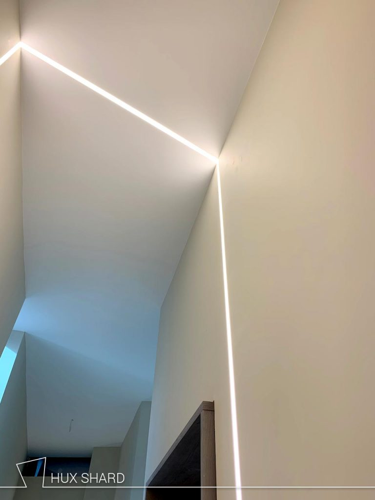 Hux Shard February 2021 Lighting Strips for Transitional Areas
